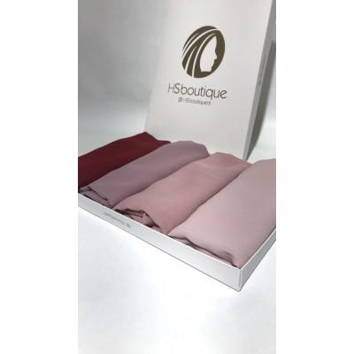 HS Premium Crêpe XL - Box 4