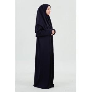 Premium Gebedskleding - Blauw (zonder zip)