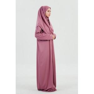 Premium Gebedskleding - Paars (zonder zip)