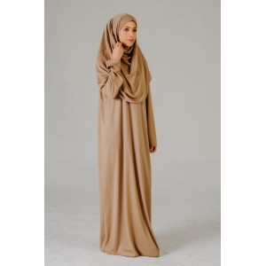 Premium Gebedskleding - Camel (zonder zip)