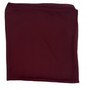 HS Premium Crepe 120x120 - 07 (bordeaux rood)