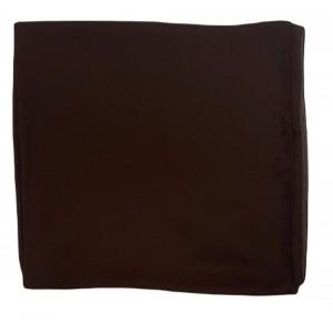 HS Premium Crepe 120x120 - 09 (donkerbruin)