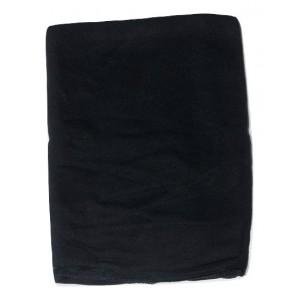 Jersey Sjaal - 31 zwart