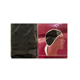 Katoen Stretch Kapje - 07(zwart)